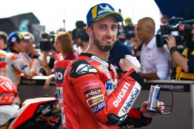 """Ducati, a """"atacar"""" con el líder y el tapado de la carrera"""