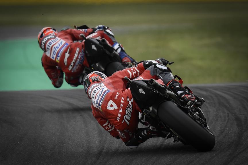Danilo Petrucci, Andrea Dovizioso, Mission Winnow Ducati, Gran Premio Motul de la República Argentina