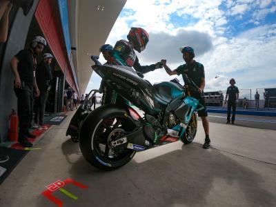 Petronas Yamaha SRT continue to make waves