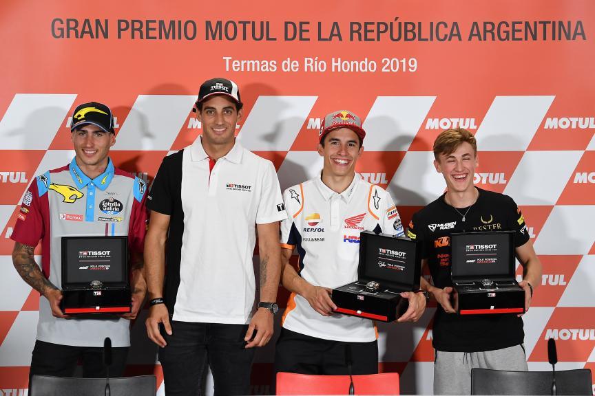 Press-Conference, Gran Premio Motul de la República Argentina