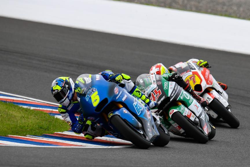Andrea Locatelli, Italtrans Racing Team, Gran Premio Motul de la República Argentina