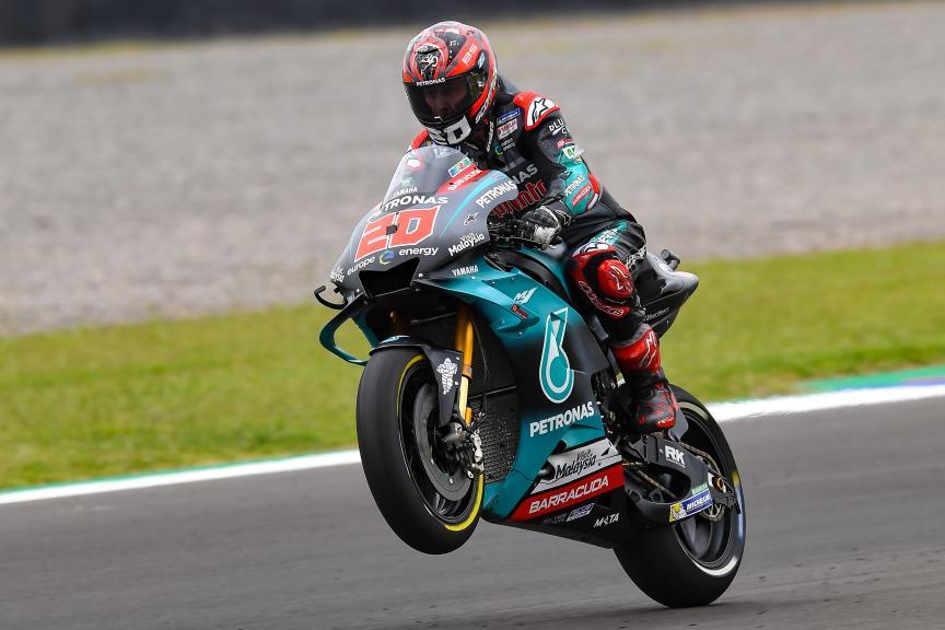 Fabio Quartararo, Petronas Yamaha SRT, Gran Premio Motul de la República Argentina