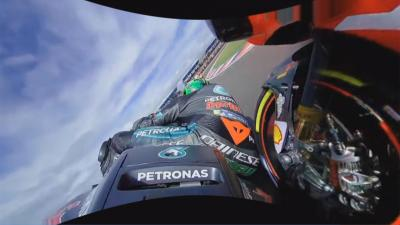 360度オンボードカメラ~モルビデッリ&ペトルッチの接触