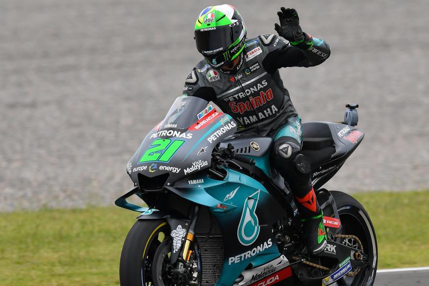 Franco Morbidelli, Petronas Yamaha SRT, Gran Premio Motul de la República Argentina