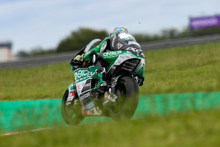 Remy Gardner, Onexox TKKR SAG Team, Gran Premio Motul de la República Argentina