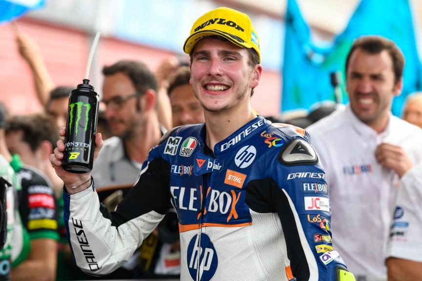 Lorenzo Baldassari, Flex-Box HP40, Gran Premio Motul de la República Argentina