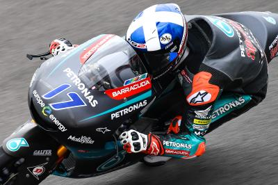 GP Motul d'Argentine : McPhee survole le warm-up Moto3™