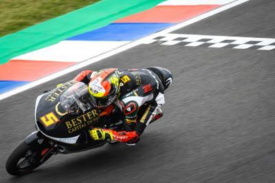 Moto3™ : Masia transforme l'essai en Argentine