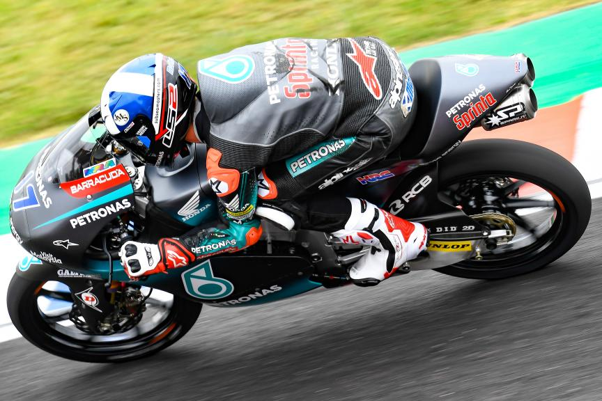 John McPhee, Petronas Sprinta Racing, Gran Premio Motul de la República Argentina