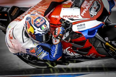 """Miller: """"Strategy was always to save the tyres"""""""