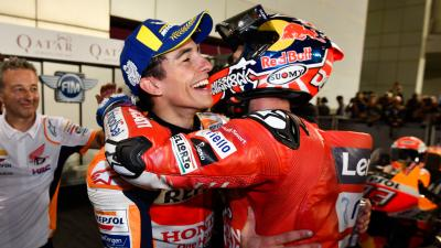 Previously in MotoGP™...