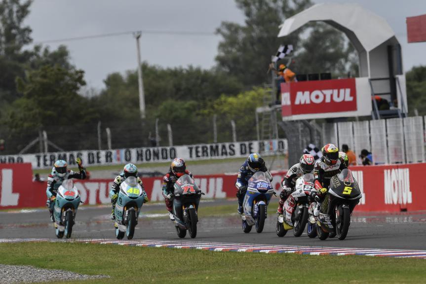 Jaume Masia, Bester Capital Dubai, Gran Premio Motul de la República Argentina