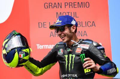 Rossi vuelve a