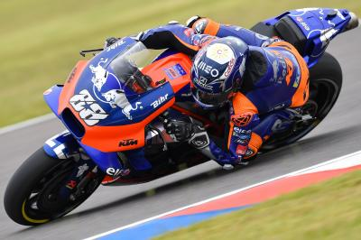 Oliveira offre à Tech3 ses premiers points avec la KTM