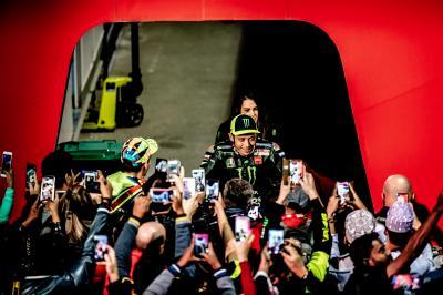 """Rossi: """"Die MotoGP™ ist so nah beieinander, wie nie zuvor!"""