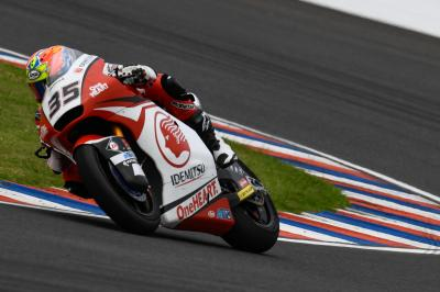 Chantra claims maiden Moto2™ top ten in Termas