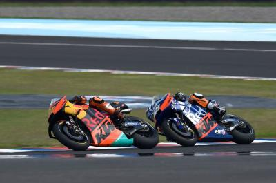 """Oliveira: """"Already I'm battling with the top guy"""""""