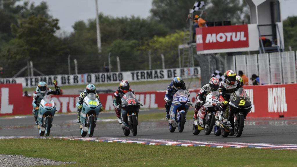 TC moto3 ARG
