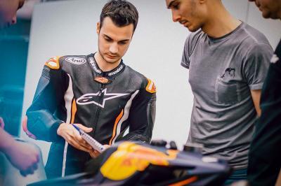 Pedrosa acelera su recuperación para estar con KTM en Jerez