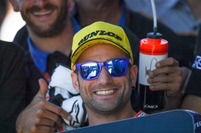 Pasini to step in for injured Fernandez in Austin
