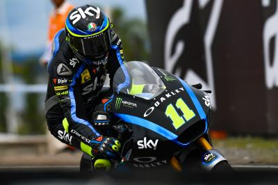 Bulega to sit out Americas GP, no replacement