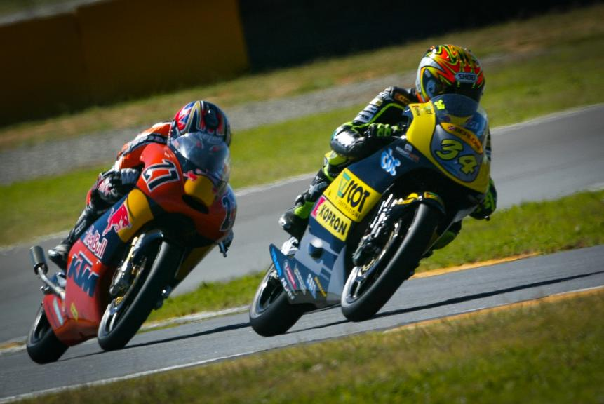 Andrea Dovizioso, South Africa 2004