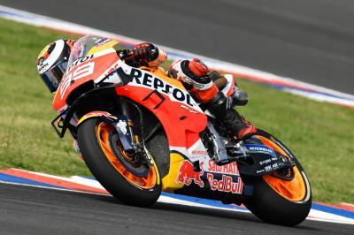 "Lorenzo: ""Con agarre, me siento muy fuerte con la Honda"""