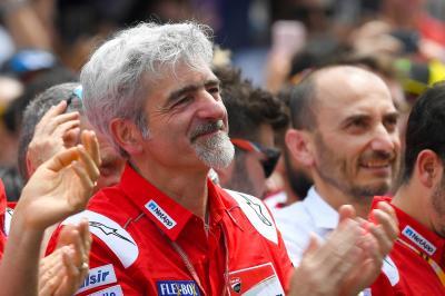 Ducati valora la decisión del Tribunal de Apelación