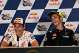 Marc Marquez, Valentino Rossi,Red Bull Grand Prix of The Americas