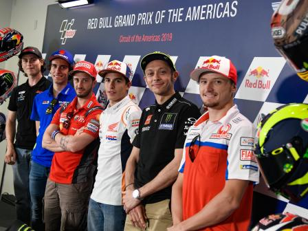 Off-Track, Red Bull Grand Prix of The Americas
