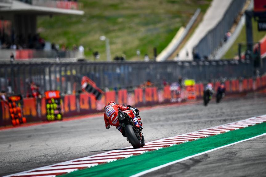 Andrea Dovizioso, Mission Winnow Ducati, Red Bull Grand Prix of The Americas