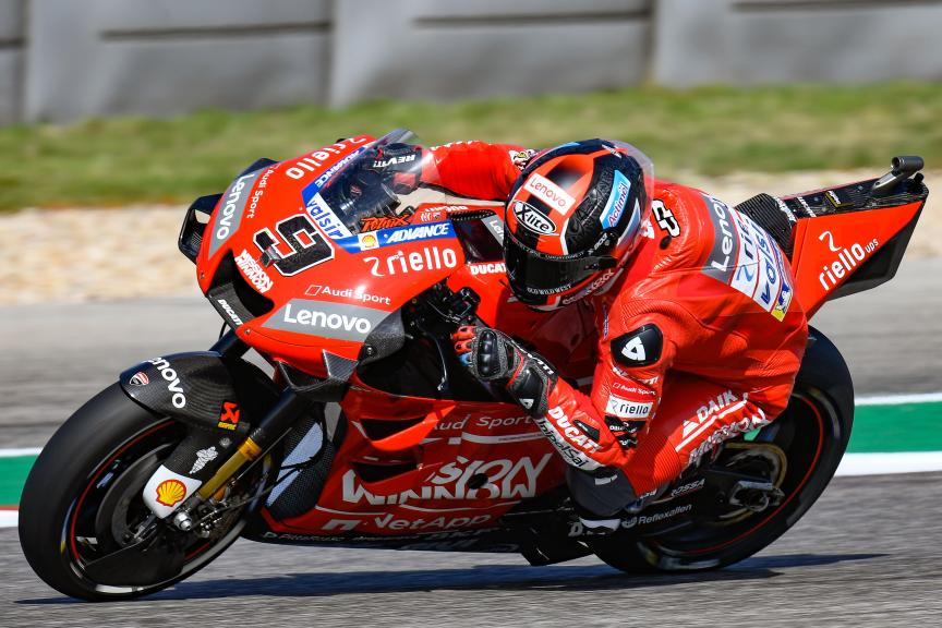 Danilo Petrucci, Mission Winnow Ducati, Red Bull Grand Prix of The Americas