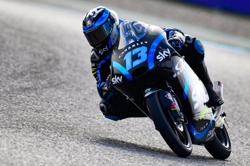 Celestino Vietti, Sky Racing Team VR46, Red Bull Grand Prix of The Americas