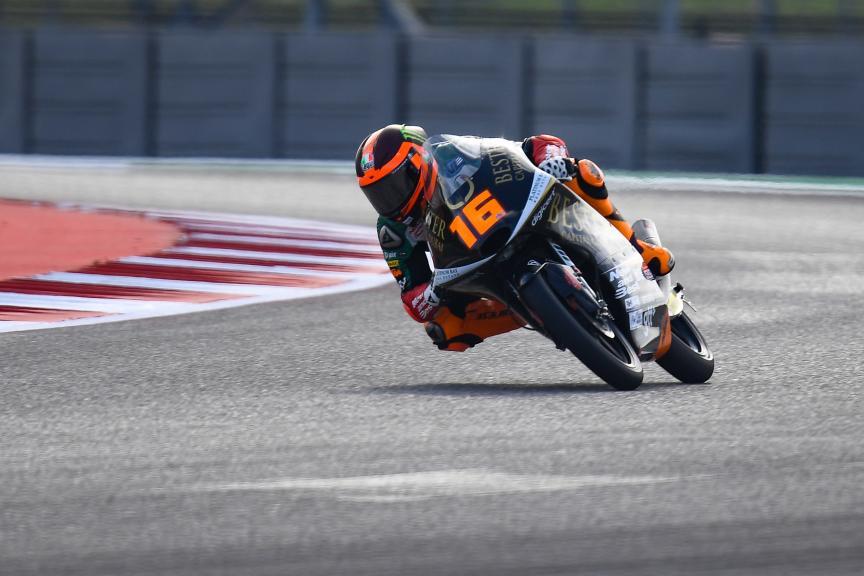 Andrea Migno, Bester Capital Dubai, Red Bull Grand Prix of The Americas