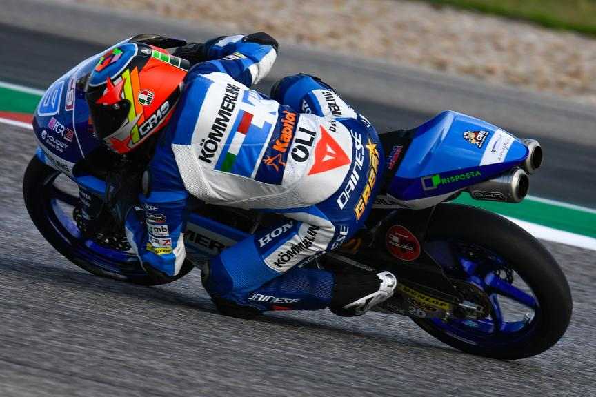 Gabriel Rodrigo, Kőmmerling Gresini Moto3, Red Bull Grand Prix of The Americas