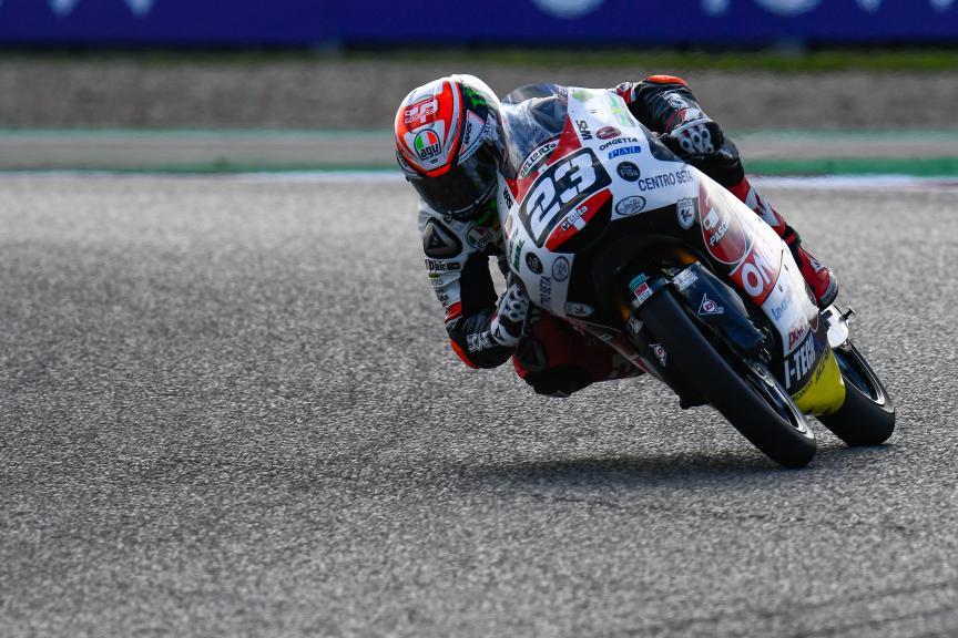 Niccolo Antonelli, SIC58 Squadra Corse, Red Bull Grand Prix of The Americas