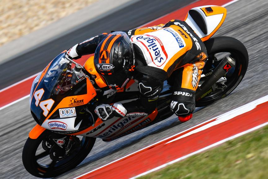 Aron Canet, Sterilgarda Max Racing Team, Red Bull Grand Prix of The Americas