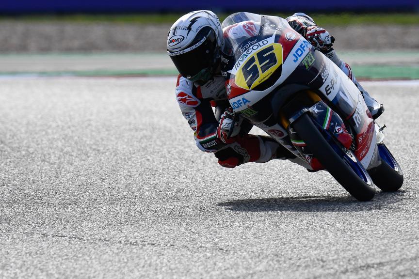 Romano Fenati, Snipers Team, Red Bull Grand Prix of The Americas