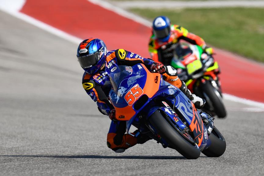 Hafizh Syahrin, Red Bull KTM Tech 3, Red Bull Grand Prix of The Americas