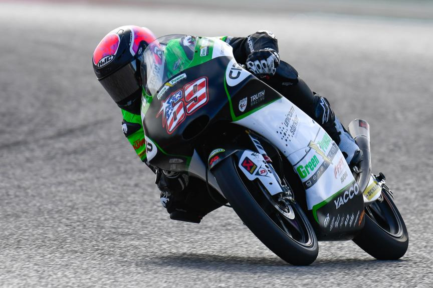 Tom Booth-Amos, CIP Green Power, Red Bull Grand Prix of The Americas