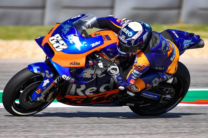 Miguel Oliveira, Red Bull KTM Tech 3, Red Bull Grand Prix of The Americas