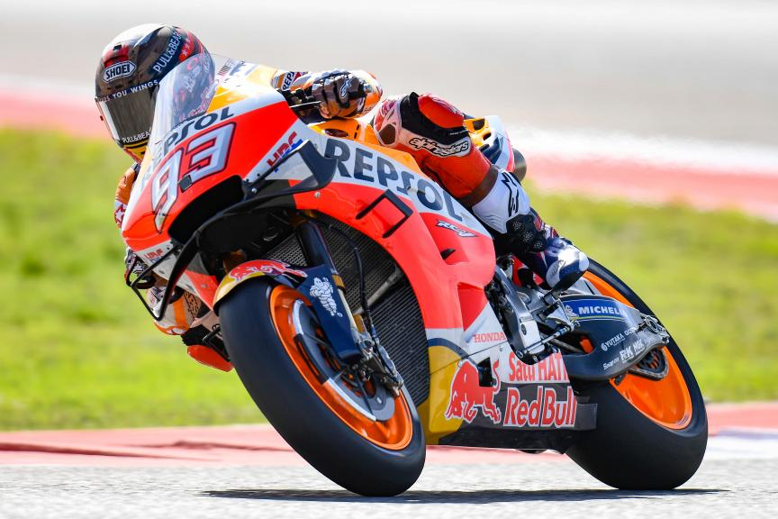 Marc Marquez, Repsol Honda Team, Red Bull Grand Prix of The Americas