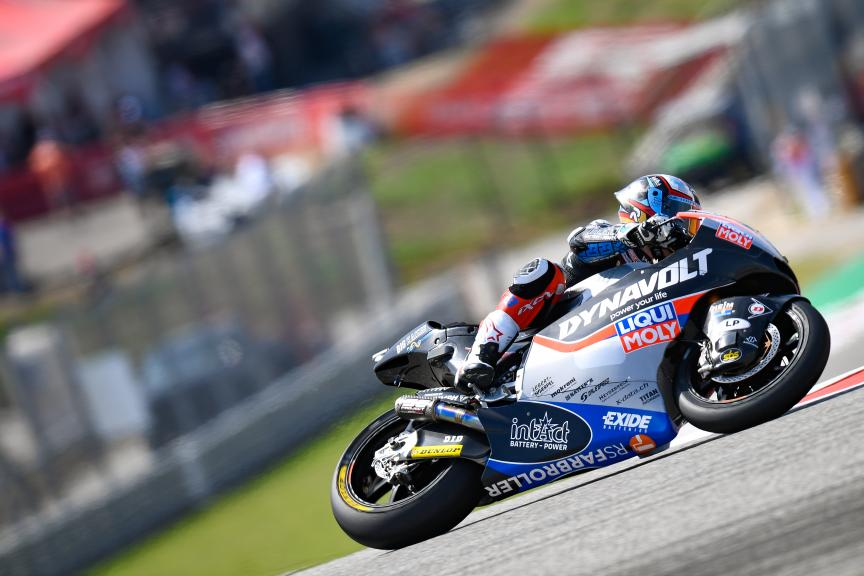 Marcel Schrotter, Dynavolt Intact GP, Red Bull Grand Prix of The Americas