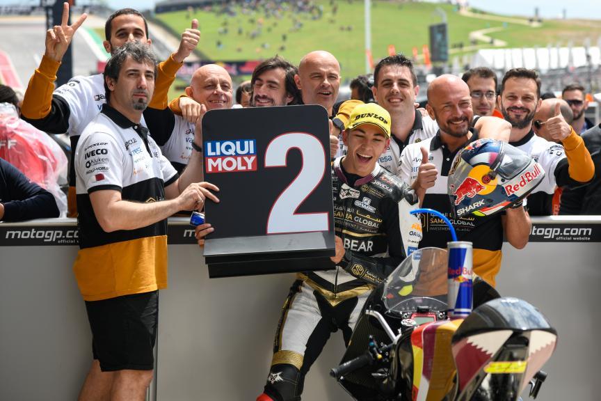 Raul Fernandez, Sama Qatar Angel Nieto Team, Red Bull Grand Prix of The Americas