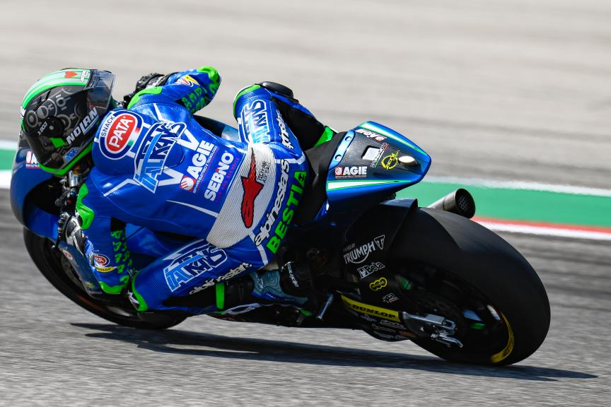 Enea Bastianini, Italtrans Racing Team, Red Bull Grand Prix of The Americas
