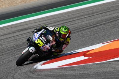 "Crutchlow: ""I plan for him not to escape"""