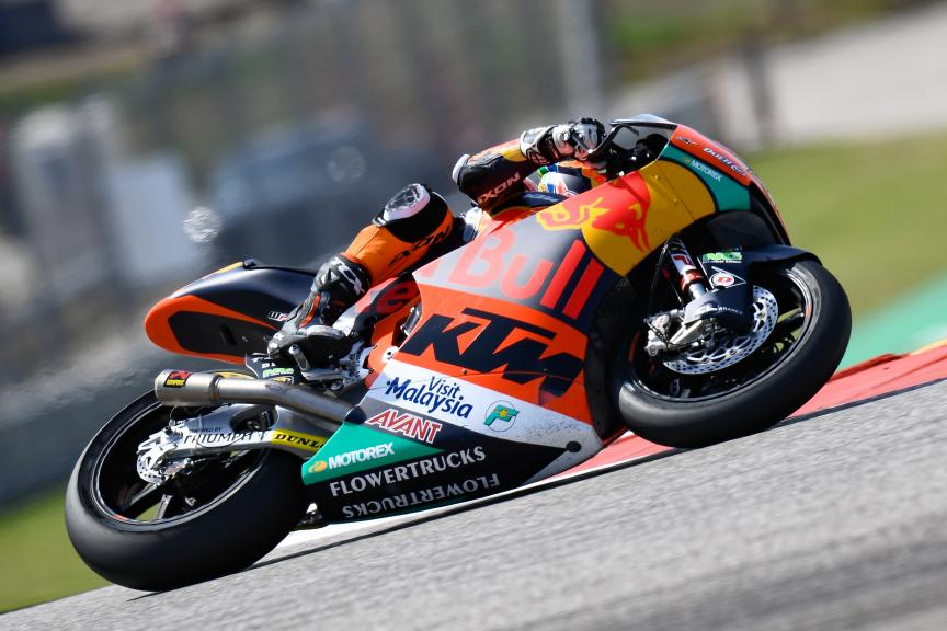 Brad Binder, Red Bull KTM Ajo, Red Bull Grand Prix of The Americas
