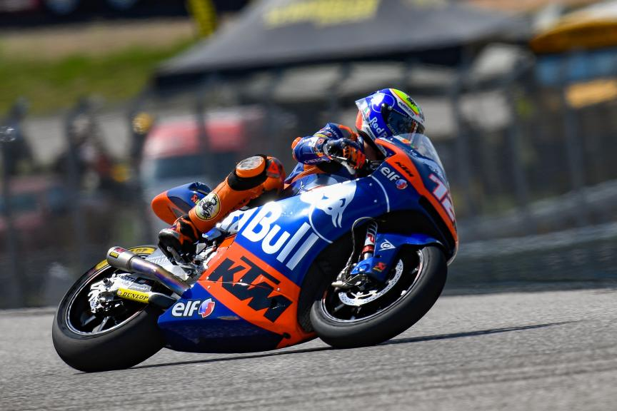 Marco Bezzecchi, Red Bull KTM Tech 3, Red Bull Grand Prix of The Americas