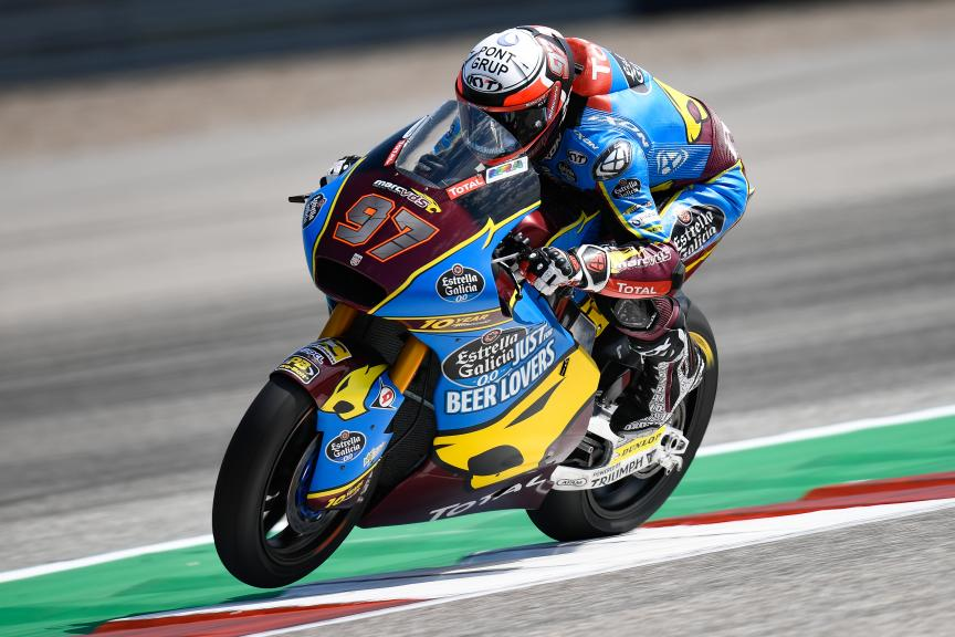 Xavi Vierge, EG 0,0 Marc Vds, Red Bull Grand Prix of The Americas