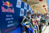 Marc Marquez, Valentino Rossi, Cal Crutchlow, Red Bull Grand Prix of The Americas